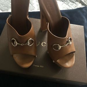 Gucci Shoes - Gucci heels Betis Glamour Cuir